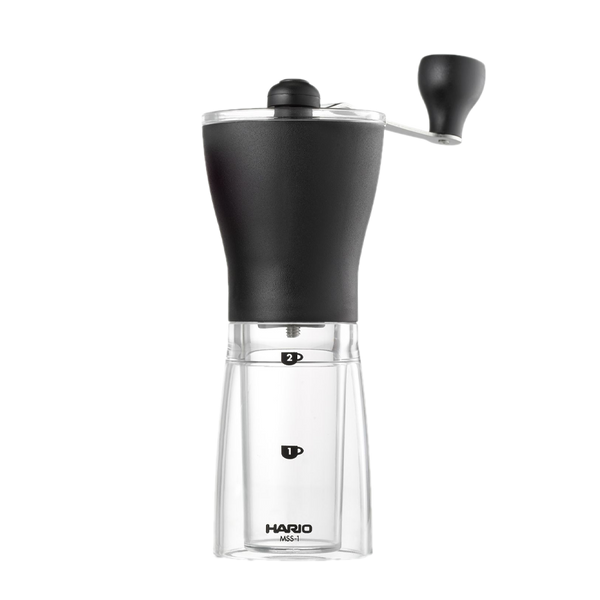Hario Coffee Mill Ceramic Slim - Better Buzz Coffee