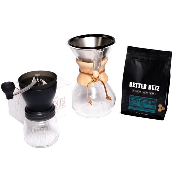 Chemex Brew Kit - Better Buzz Coffee