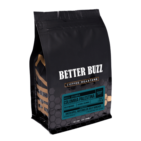 Colombia Huila Palestina AA - Better Buzz Coffee