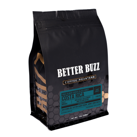Costa Rica Finca Olman Vargas - Better Buzz Coffee