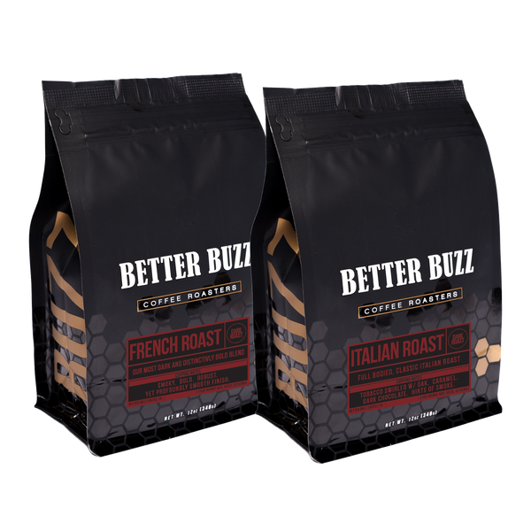 Dark Roast Subscription - Better Buzz Coffee