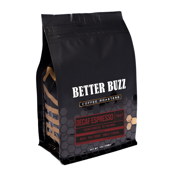 SWP Decaf Espresso - Better Buzz Coffee