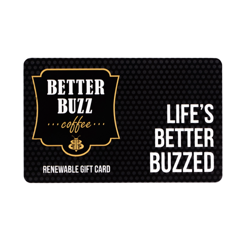 Gift Card $100 - Better Buzz Coffee