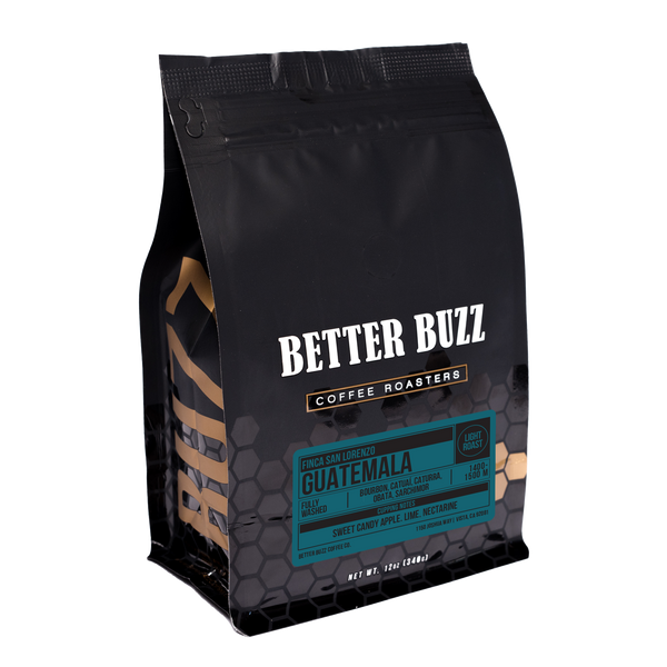 Guatemala Finca San Lorenzo - Better Buzz Coffee