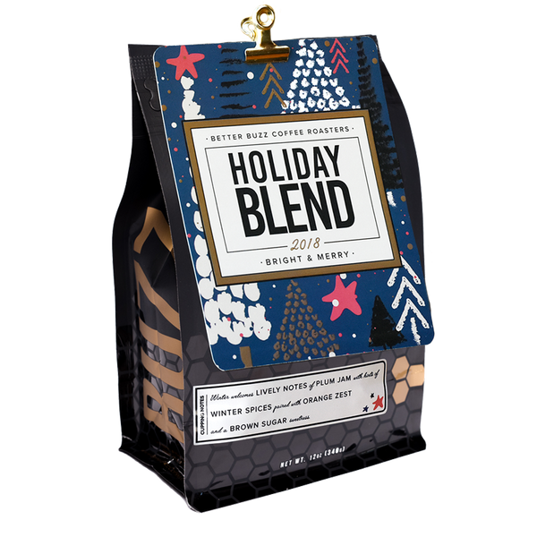 Holiday Blend - 2018 - Better Buzz Coffee