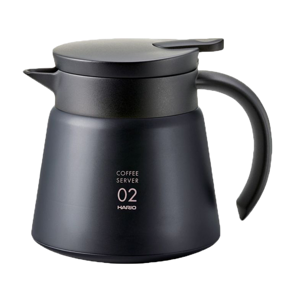 V60 Insulated Stainless Steel Server - Better Buzz Coffee