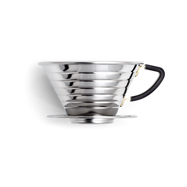 Kalita Wave Stainless Dripper -185 - Better Buzz Coffee