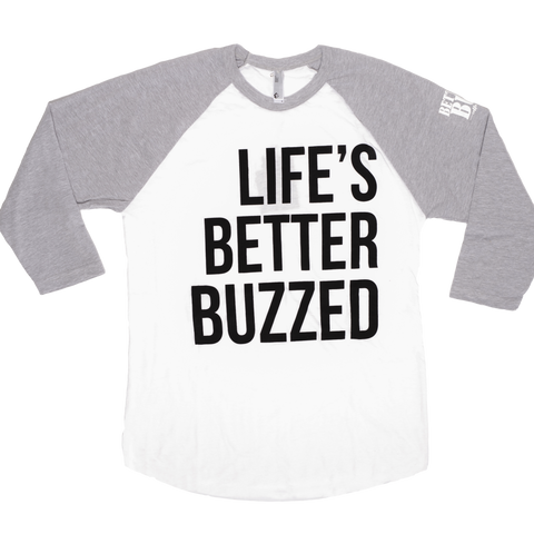 LBB Raglan - Better Buzz Coffee