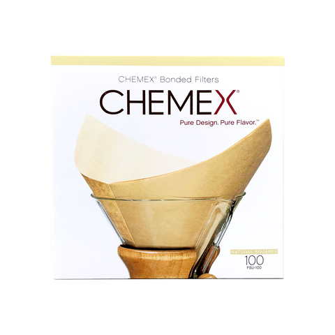 Chemex Natural Filters - Squares - Better Buzz Coffee