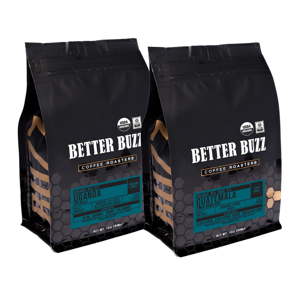 Roaster's Choice Organic Subscription - Better Buzz Coffee