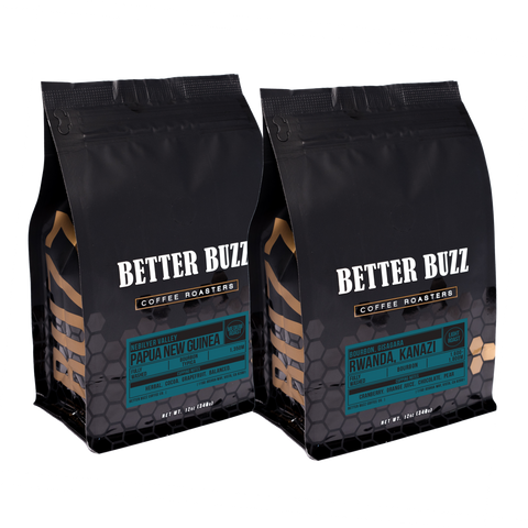 Roaster's Choice Subscription- Single Origin - Better Buzz Coffee