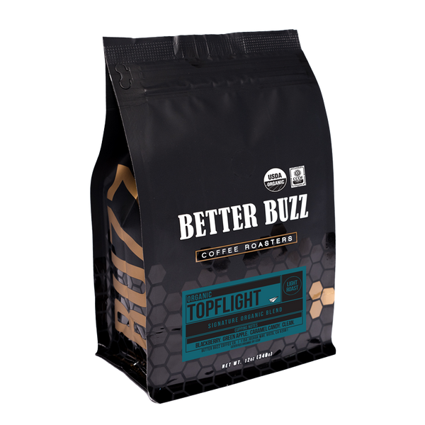 Organic Topflight - Better Buzz Coffee
