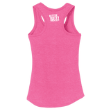 Get Buzzed For Boobies - Pink Tank - Better Buzz Coffee