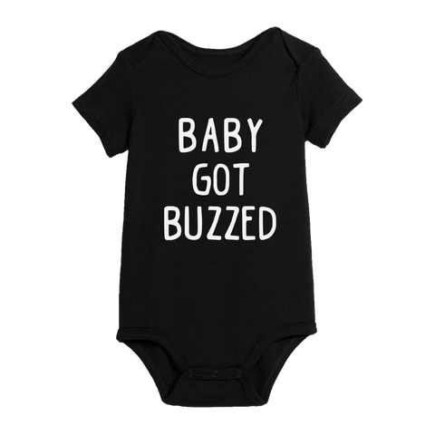 Baby Got Buzzed Onesie - Better Buzz Coffee