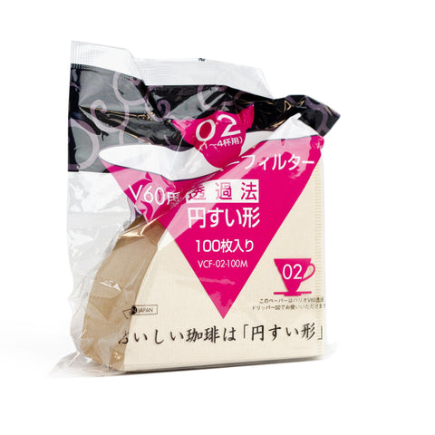 Hario V60 Paper Filters 02 M