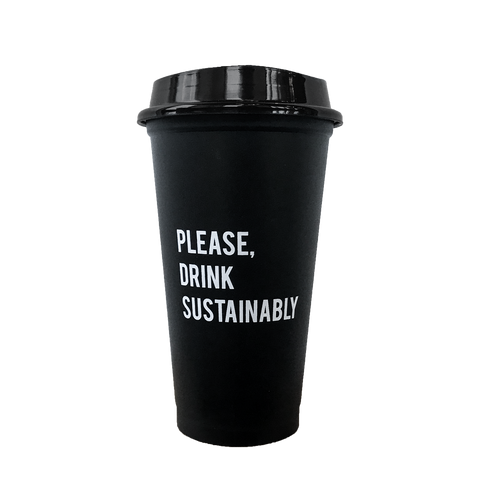 Sustainability Hot Tumbler - Better Buzz Coffee