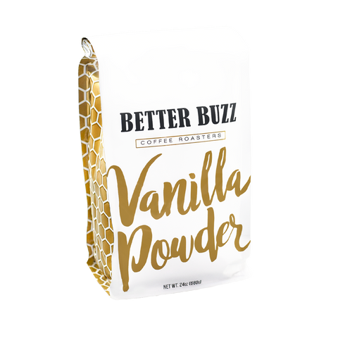 Vanilla Powder - Better Buzz Coffee