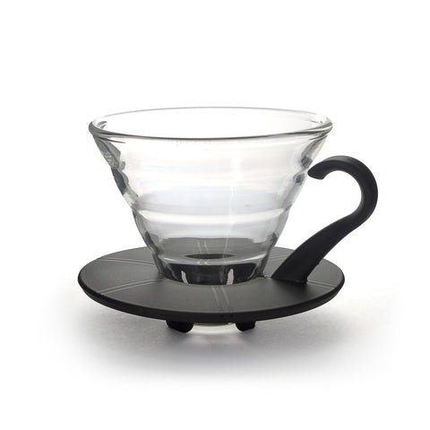 Yama Glass Cone Dripper 2-4 Cup - Better Buzz Coffee