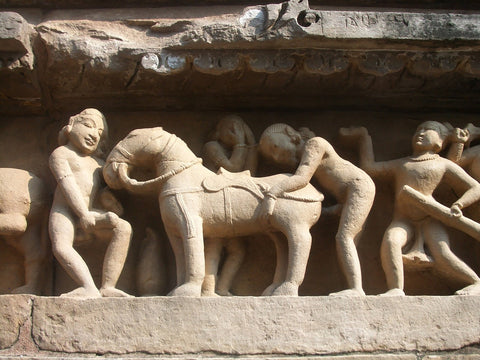 The Kama Sutra is one of the oldest and most well known sex guides