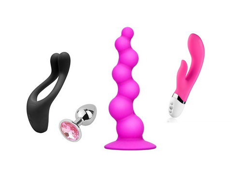 The history of sex toys