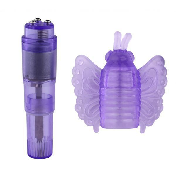 Vibrator Mini - Clitoral Style Butterfly Clitoral Vibrator-For Her-The Love Zone