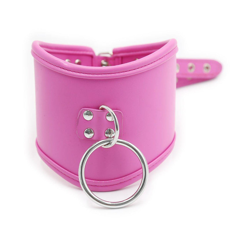 Collar - Posture Collar PVC Pink-FET-The Love Zone