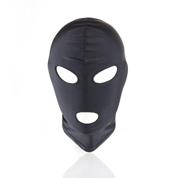 Hood Mask - Spandex 3 Hole Gimp Mask-FETW-The Love Zone