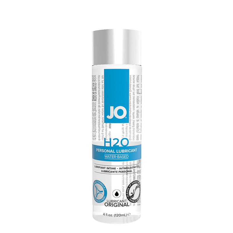 Wetter Makes Sex Better! Buttery and smooth - the perfect viscosity - not too thin, not too thick!  JO® H2O Original is a water-based personal lubricant designed to supplement the body's natural lubrication #TheLoveZone #BetterSexMoreOften