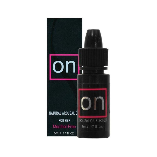 Arousal - ON Original Arousal Oil for Her 5ml-LOT-The Love Zone