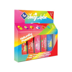 Lubricant Flavored - ID Juicy Lube 5 Pack 12 Gram-FLAV-The Love Zone