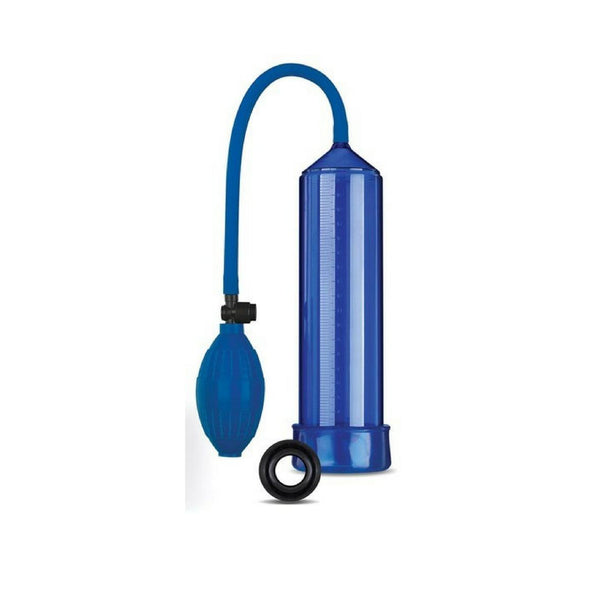 Penis Pump - AreoUp Blue Enlarging Penis Pump-For Him-The Love Zone