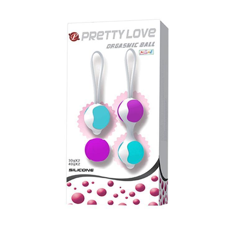 Ben Wa Balls - Kegel Exerciser Set-TBEAD-The Love Zone