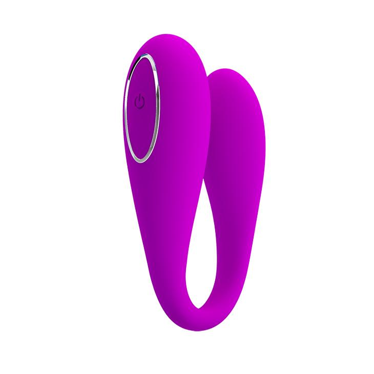 Vibrators for Couples - App Enabled August Body-Hugging C Shape Smartphone Vibe-TOY-The Love Zone
