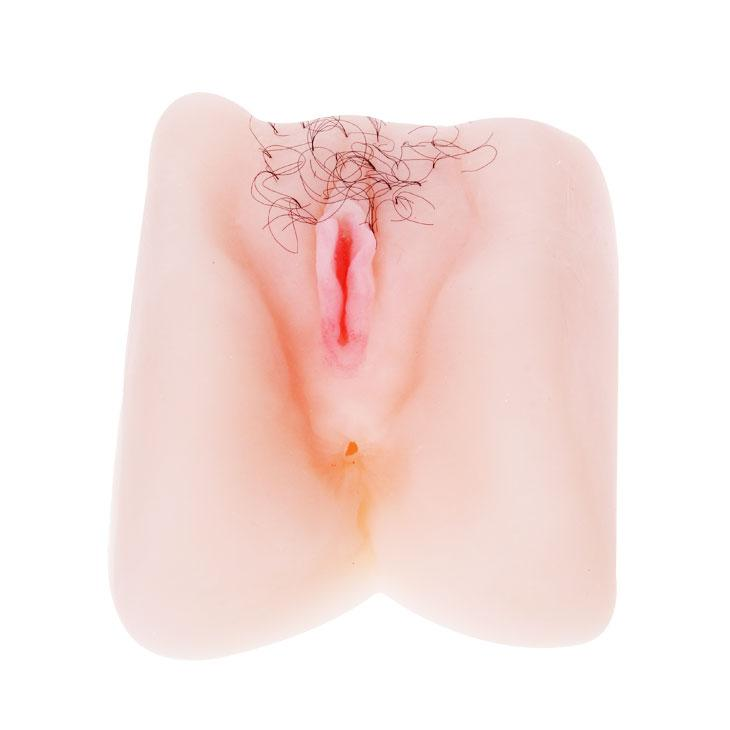 Men's Masturbator Realistic - Front View Vagina Male Toy-MAST-The Love Zone