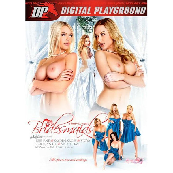 Adult Movie - Bridesmaids - DVD / Blu-Ray Combo Pack-DVDC-The Love Zone