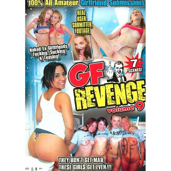 Adult Movie - Girlfriend Revenge - GF 9-DVDC-The Love Zone