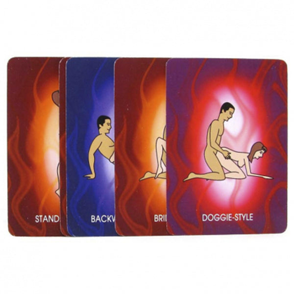 Adult Game - Go F*ck Card Game-The Love Zone