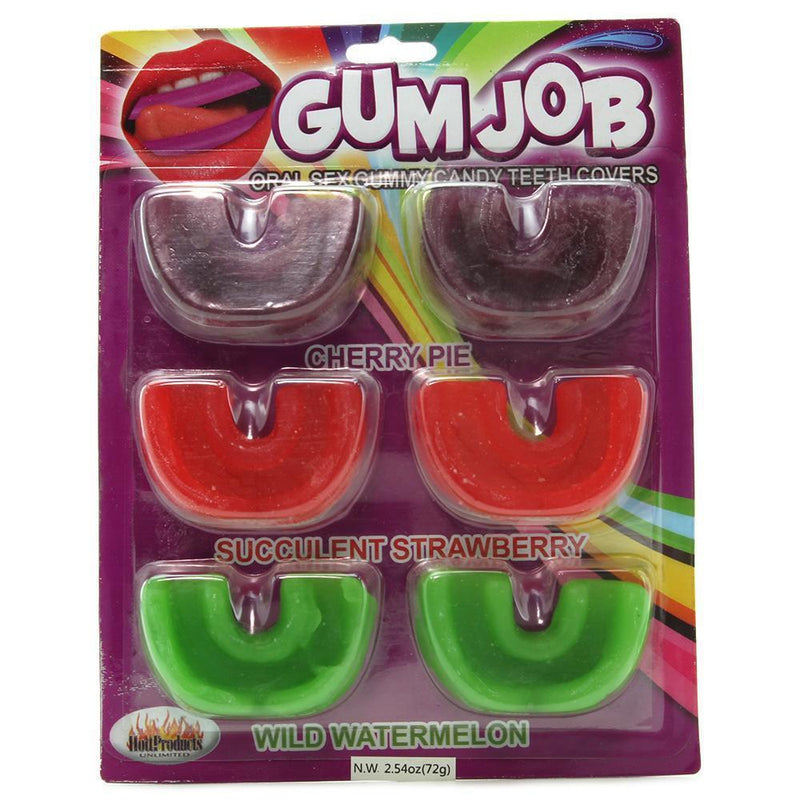 Gum Job Oral Sex Teeth-ED-The Love Zone