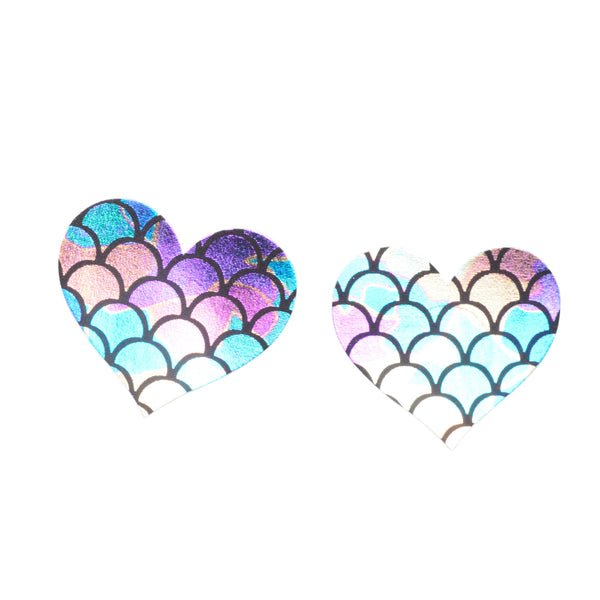 Paistees Heart Rainbow Mermaid 5 Pack-ACCES-The Love Zone