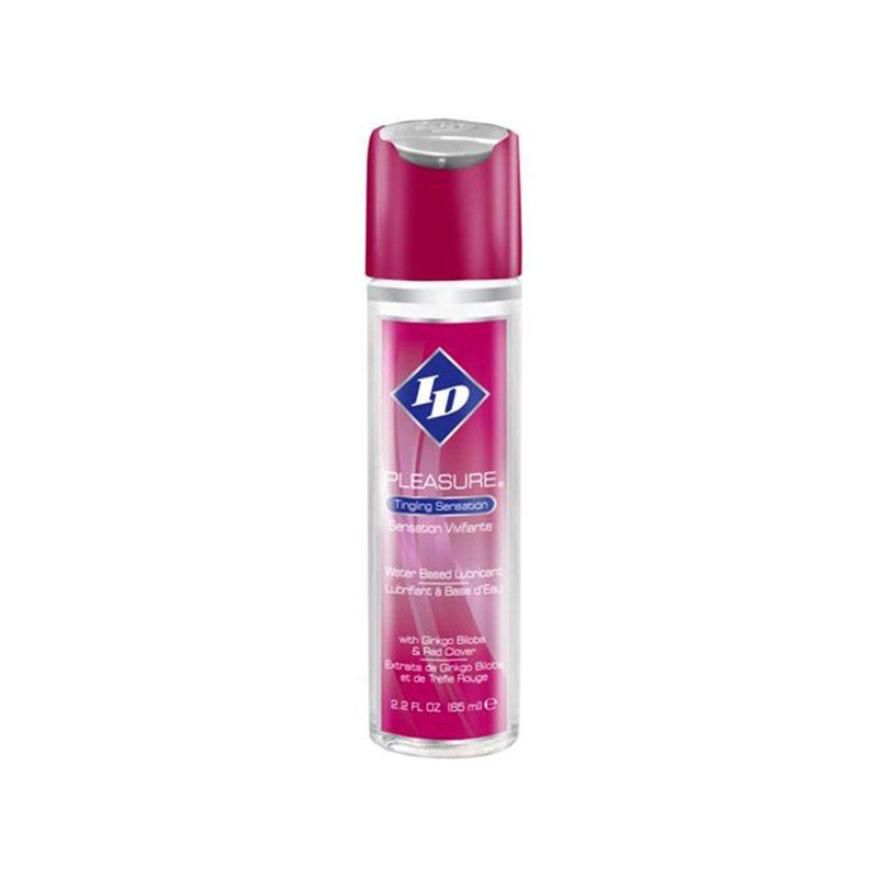 Lubricant Specialty - Tingling ID Glide Pleasure 2.2 oz-Lubes & Lotions-The Love Zone
