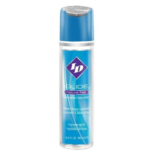 Lubricant Water Based - ID Glide Lubricant 2.2oz-The Love Zone