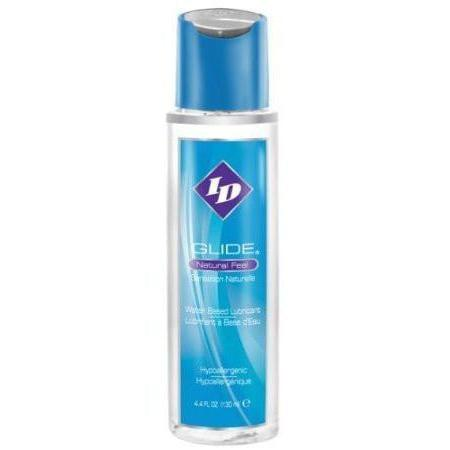 Lubricant Water Based - ID Glide Lubricant 4.4 oz-The Love Zone