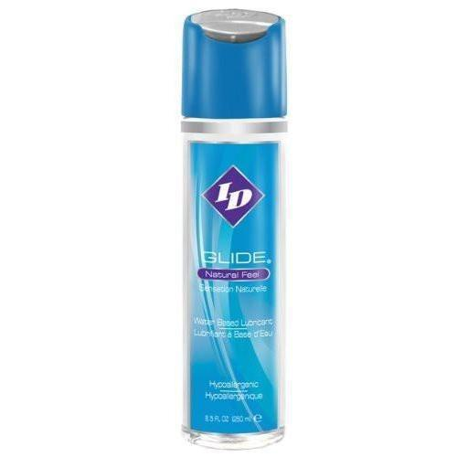 Lubricant Water Based - ID Glide Lubricant 8.5 oz-The Love Zone