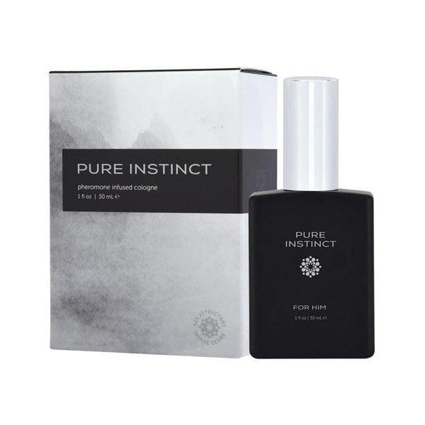 Arousal - Pure Instinct Pheromone Cologne - 1 oz. For Him-The Love Zone