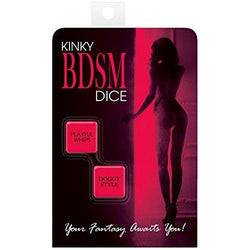 Adult Game - Kinky BDSM Dice