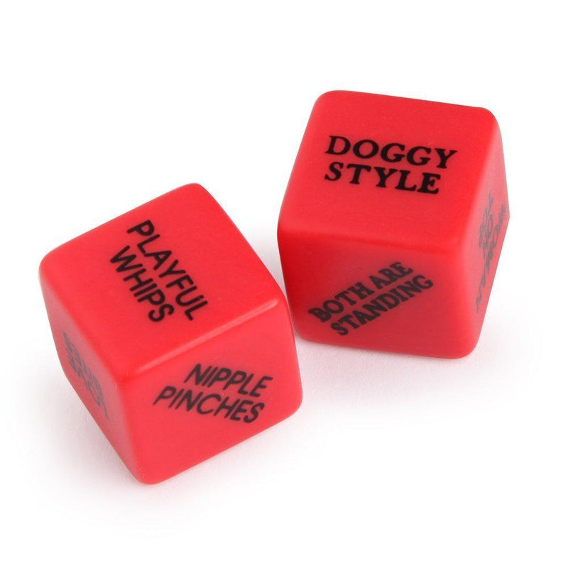 Adult Game - Kinky BDSM Dice-The Love Zone