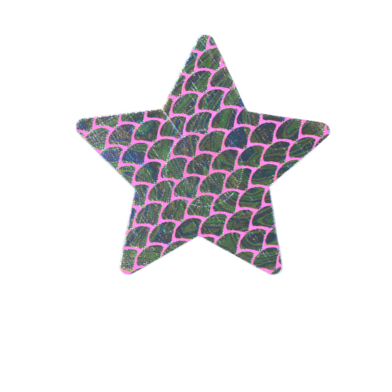 Pasties Star mermaid Pasties 5pk-ACCES-The Love Zone