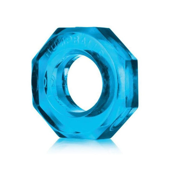 Cock Ring - Oxballs HUMPBALLS Cock Ring - Ice Blue-The Love Zone