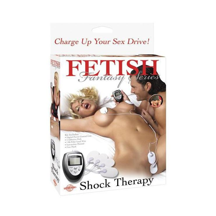 Electro Sex - Shock Therapy Electro Sex Kit-FET-The Love Zone