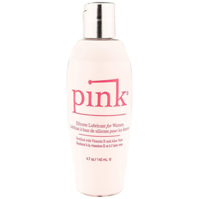 Lubricant Silicone - Pink Silicone 4.7 Oz-SIL-The Love Zone